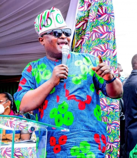OBASA: THE ORACLE & MASTERPIECE OF AGEGE POLITICS*