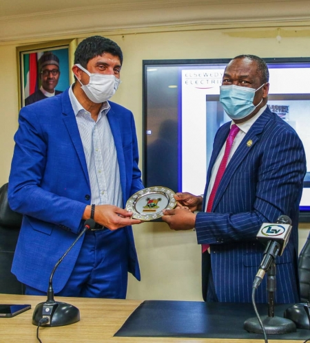 LAGOS TO SUPPORT FIRM ON ENERGY DEVELOPMENT, JOB CREATION
