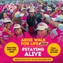 ARISE WALK FOR LIFE: SIJU ILUYOMADE STAGES ANOTHER GLOBAL INITIATIVE, LEADS GOVERNORS WIVES, CELEBRITIES IN ROAD WALK