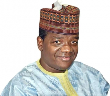 ACCESS WEEKLY PUBLISHER CELEBRATES WITH GOVERNOR BELLO MATAWALLE ON HIS FIRST YEAR IN OFFICE