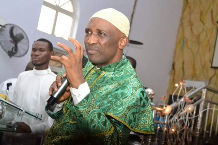 Primate Ayodele Makes Fresh Revelation On Insecurity, Aso Rock, Government Houses, Others